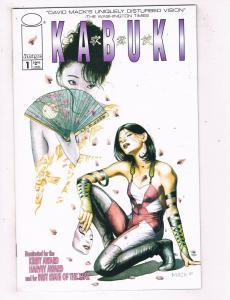 Kabuki #1 NM Image Comics Comic Book David Mack 1997 DE43 TW14