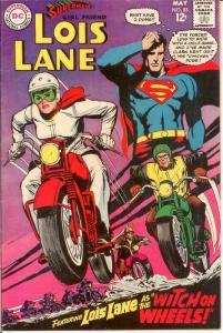 LOIS LANE 83 FINE  May 1968 COMICS BOOK