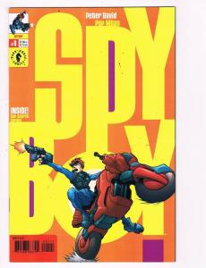 Spy Boy # 1 Dark Horse Comic Books Awesome First Issue Modern Age WOW!!!!!!! S32