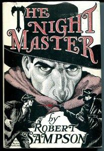 Night Master 1982-Pulp Press-Robert Sampson-Frank Hamilton-The Shadow-FN