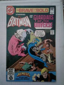 Brave and the Bold #173 FN BATMAN GUARDIANS