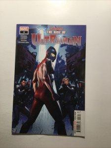 Rise Of Ultraman 3 Near Mint Nm Marvel