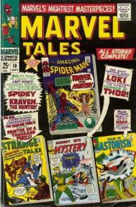 Marvel Tales (2nd Series) #10 VG; Marvel | low grade comic - save on shipping -