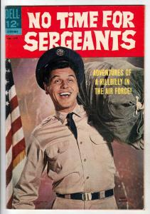 No Time For Sergeants #1 (Feb-65) FN/VF- Mid-High-Grade Andy Griffith