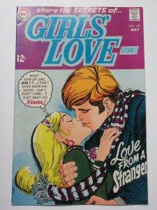 Girls' Romances (September 1969) #143 F+ Love Today, Cry Tomorrow