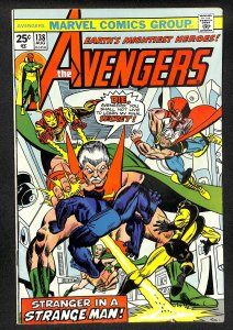 The Avengers #138 (1975)