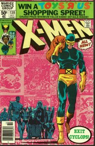 X-Men #138 - VF/NM - Dark Phoenix Saga