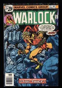 Warlock #13 NM- 9.2