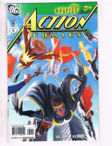 Lot of 2 Action Comics DC Comic Books #871 872 Superman Creature Commandos J127