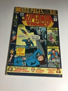 Superman Family 167 Fn- Fine- 5.5 DC Comics