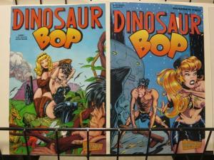 DINOSAUR BOP (1991 MCX) 1-2  Jim Arnon  COMPLETE!
