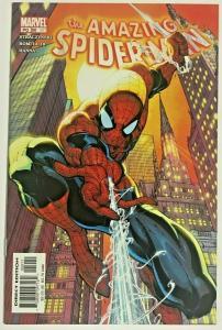 AMAZING SPIDER-MAN#50 VF/NM 2003 J SCOTT CAMPBELL COVER MARVEL COMICS