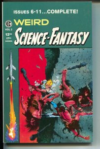 Weird Science-Fantasy Annual-#2-Issues 6-11-TPB- trade