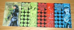 Warren Ellis' Strange Kiss #1-3 VF/NM complete series + script book AVATAR set 2
