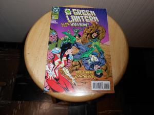 Green Lantern (1990-2004 2nd Series) #61 Apr 1995 Cover price $1.50 DC