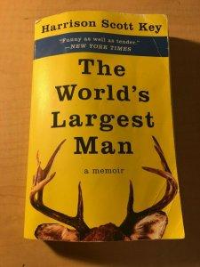 3 Books The World's Longest Man I Am Pilgrim The Gripping Hand Memior MFT2