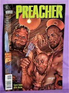 Garth Ennis THE PREACHER #39 Steve Dillon Glenn Fabry Cover (DC, 1998)!
