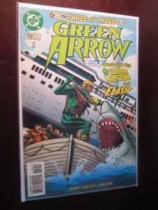 Green Arrow (1987 1st Series) #130 - 8.5 VF+ - 1998