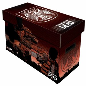 Short Comic Box - Art - The Walking Dead - Saviors - 10 Boxes