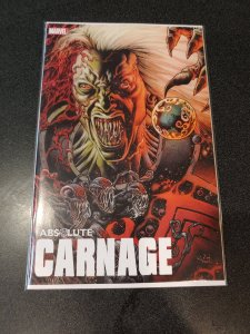 Absolute Carnage # 5 Hotz Variant Cover NM Marvel