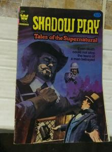 shadow play -tales of the supernatural # 1 1982 whitman/ western publishing