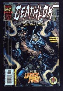 Deathlok #6 (2000)