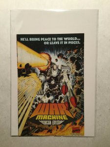 War Machine Ashcan Edition Near Mint Nm Marvel