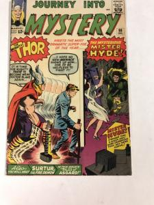 Journey Into Mystery 99 3.5 Vg- Very Good- Marvel Silver Age