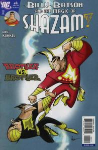 Billy Batson & The Magic of Shazam! #4 FN; DC | save on shipping - details insid