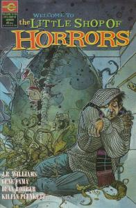 Welcome to the Little Shop of Horrors #3 VF; Roger Corman's Cosmic Comics   save