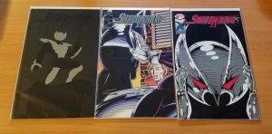 Shadowhawk II 1-3 Complete Set Run! ~ NEAR MINT NM ~ 1993 Image Comics