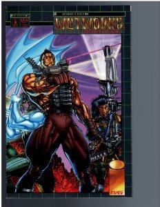 Wetworks Sourcebook #1 (1994)