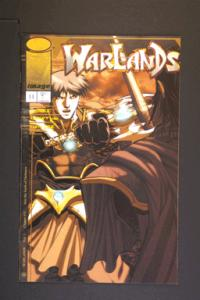 Warlands # 11 November 2000 Image Comics