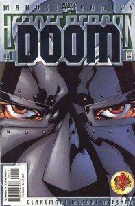 Heroes Reborn (2000 series) Doom #1, NM- (Stock photo)