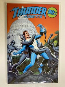 THUNDER Agents 50th Anniversary Special #1 IDW Publishing 8.0 VF (2015)