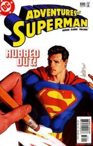 Adventures of Superman (1987 series) #630, NM (Stock photo)