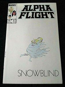 Alpha Flight #6