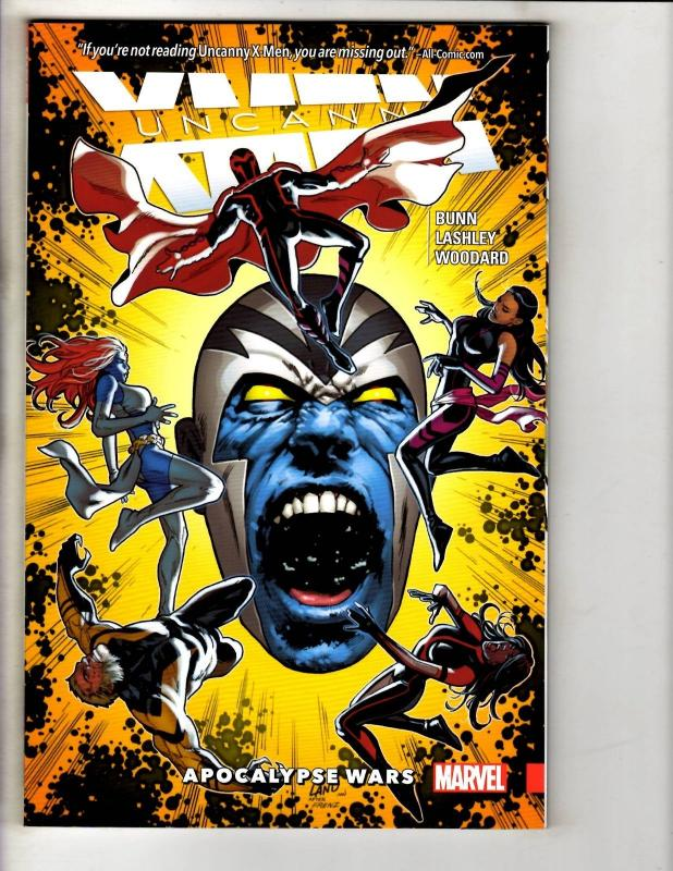 Uncanny X-Men Vol  # 2 Superior Apocalypse Marvel Comics TPB