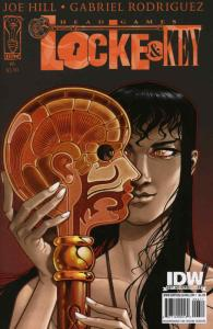 Locke And Key: Head Games #6 VF/NM; IDW | save on shipping - details inside