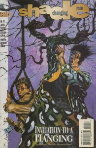 Shade, the Changing Man (2nd Series) #43 VF/NM; DC | save on shipping - details