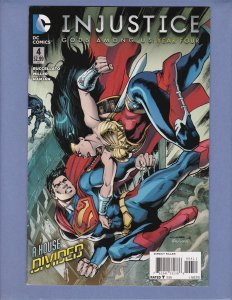 Injustice Gods Among Us Year Four #4 NM- Batman DC 2015