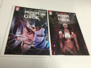 Honor And Curse 3 4 Nm Near Mint Mad Cave