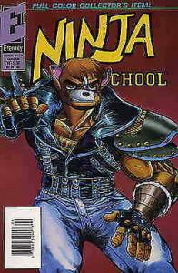 Ninja High School in Color #4 FN; Eternity | save on shipping - details inside