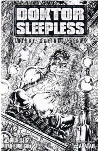 Doktor Sleepless #1B VF/NM; Avatar | save on shipping - details inside