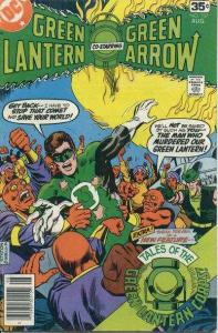 Green Lantern (1960 series) #107, VF+ (Stock photo)