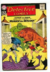 DETECTIVE COMICS #303 comic book 1962 BATMAN-DC SILVER AGE G