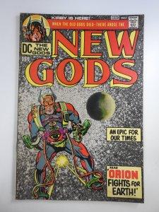 The New Gods #1 (1971)