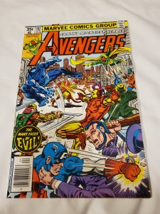 Avengers 182 VF/NM Part 2 of Honor the Father
