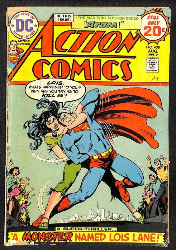 Action Comics #438 (1974)