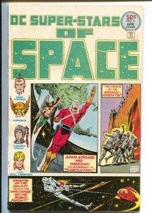 DC Super-Stars #2 1976-DC-Adam Strange-Hawkman-Atomic Knights-VG+